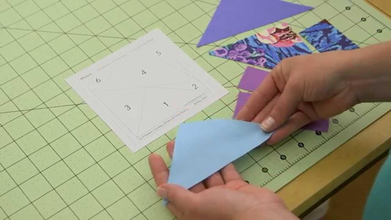 Tool School: Coats Paper Piecing Polyester Thread