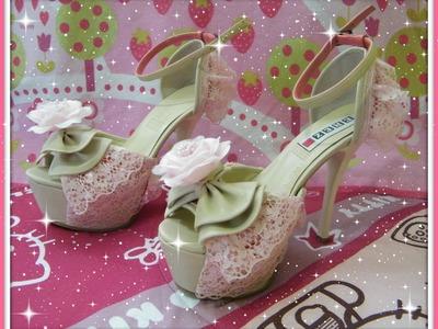 Tutorial Zapatos la pafait