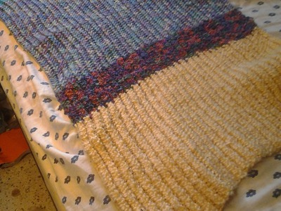 How to Cast Off on a Loom Knifty Knitter