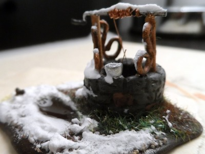 STONE WELL Polymer Clay Tutorial(Disgustor)