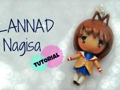 Clannad Nagisa Chibi - Polymer Clay Tutorial