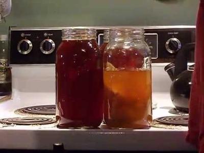 How To Brew The Best Kombucha From Home|How Do You Make Homemade Kombucha Tea|Fermenting Kombucha