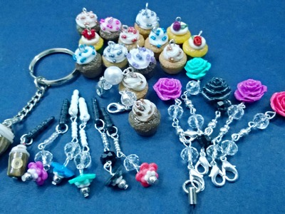 Polymer Clay. Air Dry Clay. Cold Porcelain Charm Update vdo#40