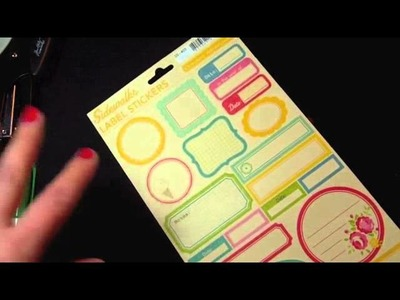 2011 Favorites & Must Have's for Scrapbooking - TAG YOUR IT!!!!