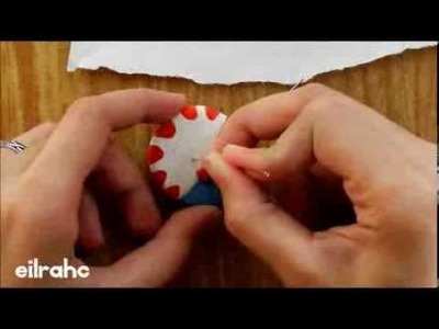 Adventure Time's Peppermint Butler Polymer Clay Tutorial [keychain]