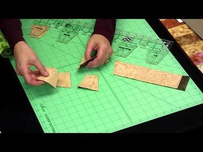 Creative GridsTumbler Double Strip Ruler at KayeWood.com