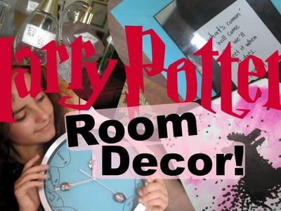 DIY: Harry Potter Room Decor! | Laura'since99