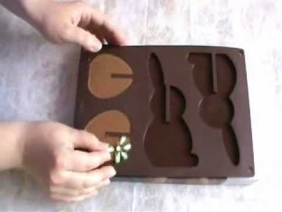 Easter Treat - 3D Chocolate Eggs