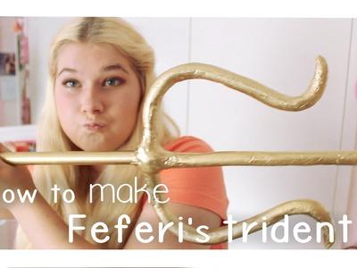 How I Made My Feferi Trident