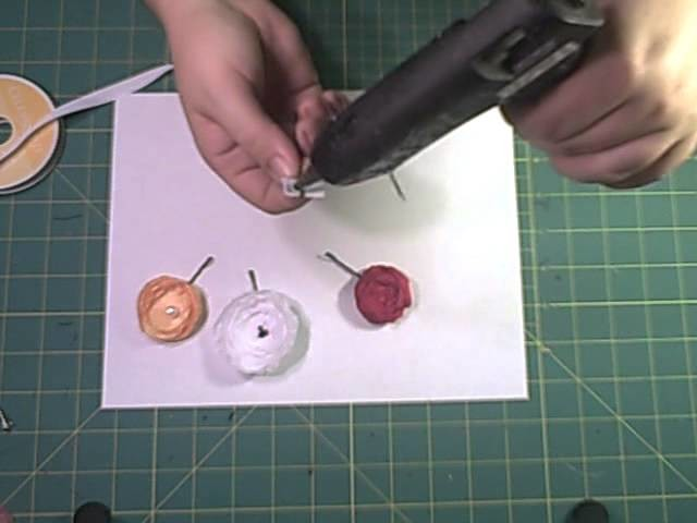How to Attach Flowers to Regular Store Bobby Pins