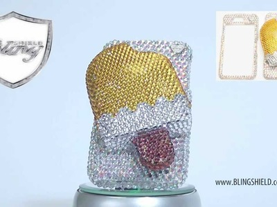 Ice Cream Pop. 3D Cell Phone Case