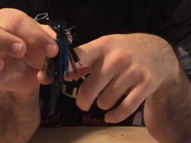 """Multiple Ways to Rig the PowerTeam Lures 3.5"""" Craw D'Oeuvre"""