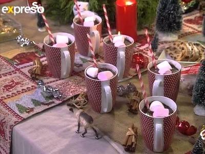 Pick n Pay : Christmas Dessert Table Decor (13.12.2012)