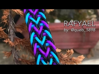 RAFYAEL Hook Only bracelet tutorial