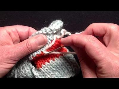 Underarm Grafting Part 1