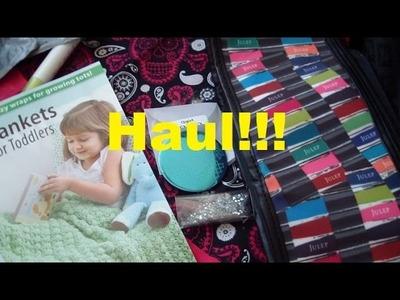 Haul: eBay, BPS, Dollar Tree, Craft Stores, WalMart & Julep!