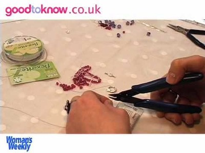 How to make jewellery - Necklace