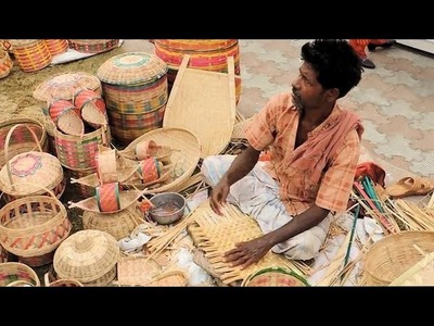 Milan Mela craft fair in Kolkata, India