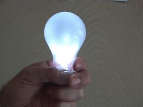 Mysterious Lightbulb Hack