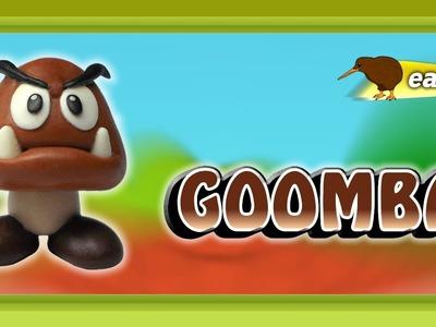 Polymer Clay Fimo - Goomba - *easy Tutorial*