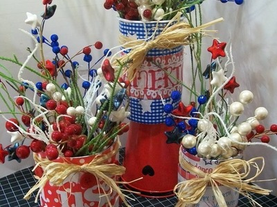 4th of July Home Decor #169