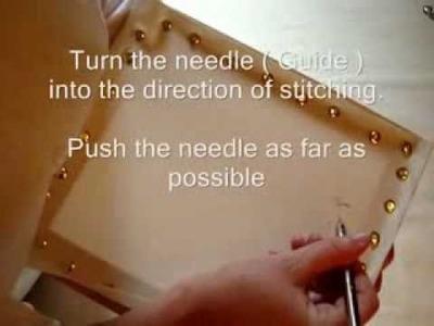 6 - Bunka Embroidery - Basic Running Stitch - BunkaCraft