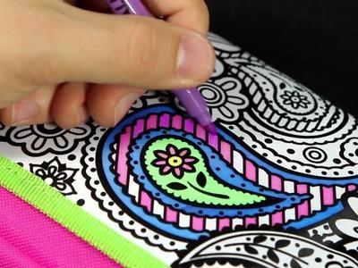 ALEX Toys Color a Flower Wristlet 504F