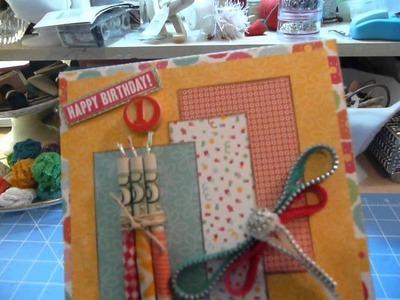 Boy Birthday Card and Gift Bag