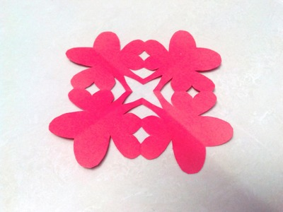 How to make KIRIGAMI paper cutting patterns and templates - 9