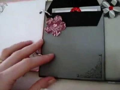 Mini album C&C by lutincreations.com
