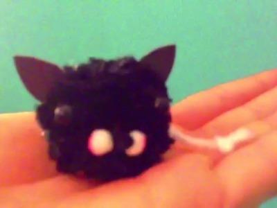 Mini Pom Pom Pets from Klutz