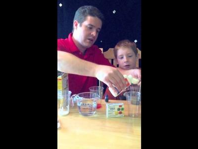 How do you make Super Bouncy Balls?