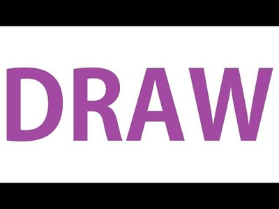 How To Draw Gloves - A Pair Of Gloves Drawing (Cotton, Wool Gloves)