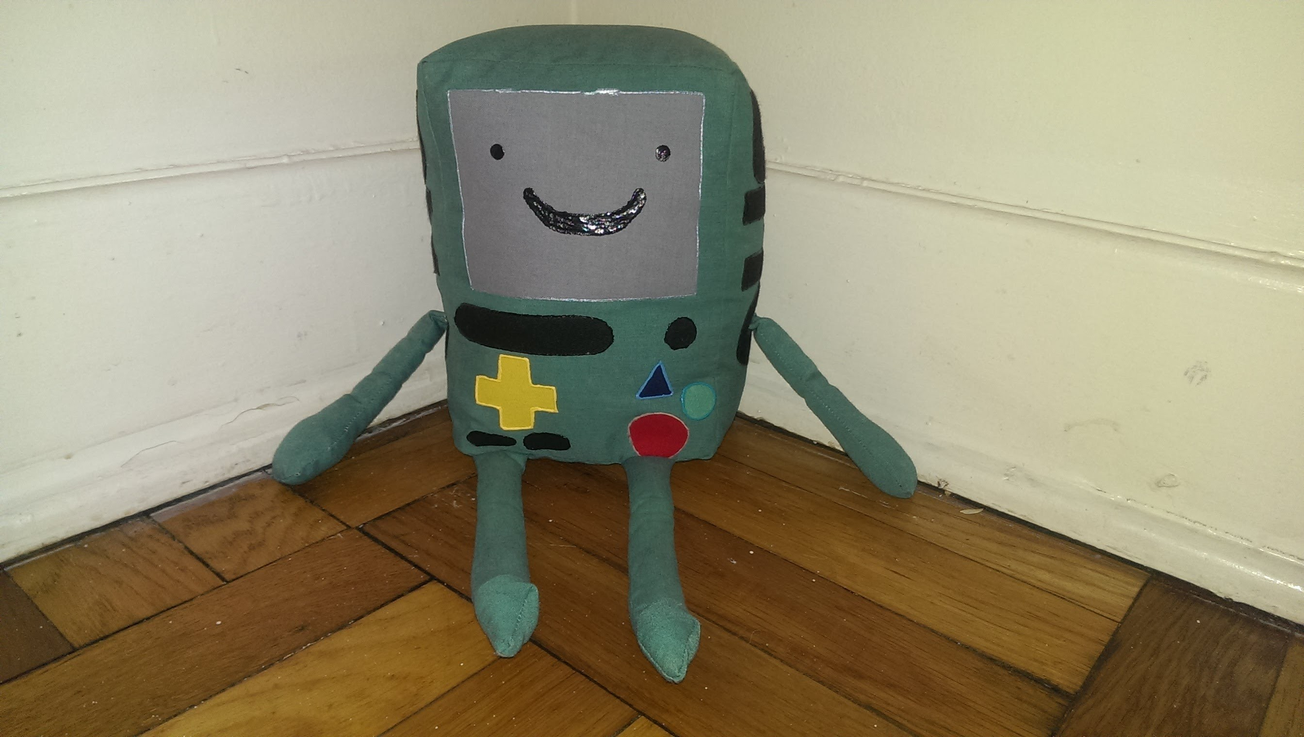 How to Make a BMO (Pattern Included)