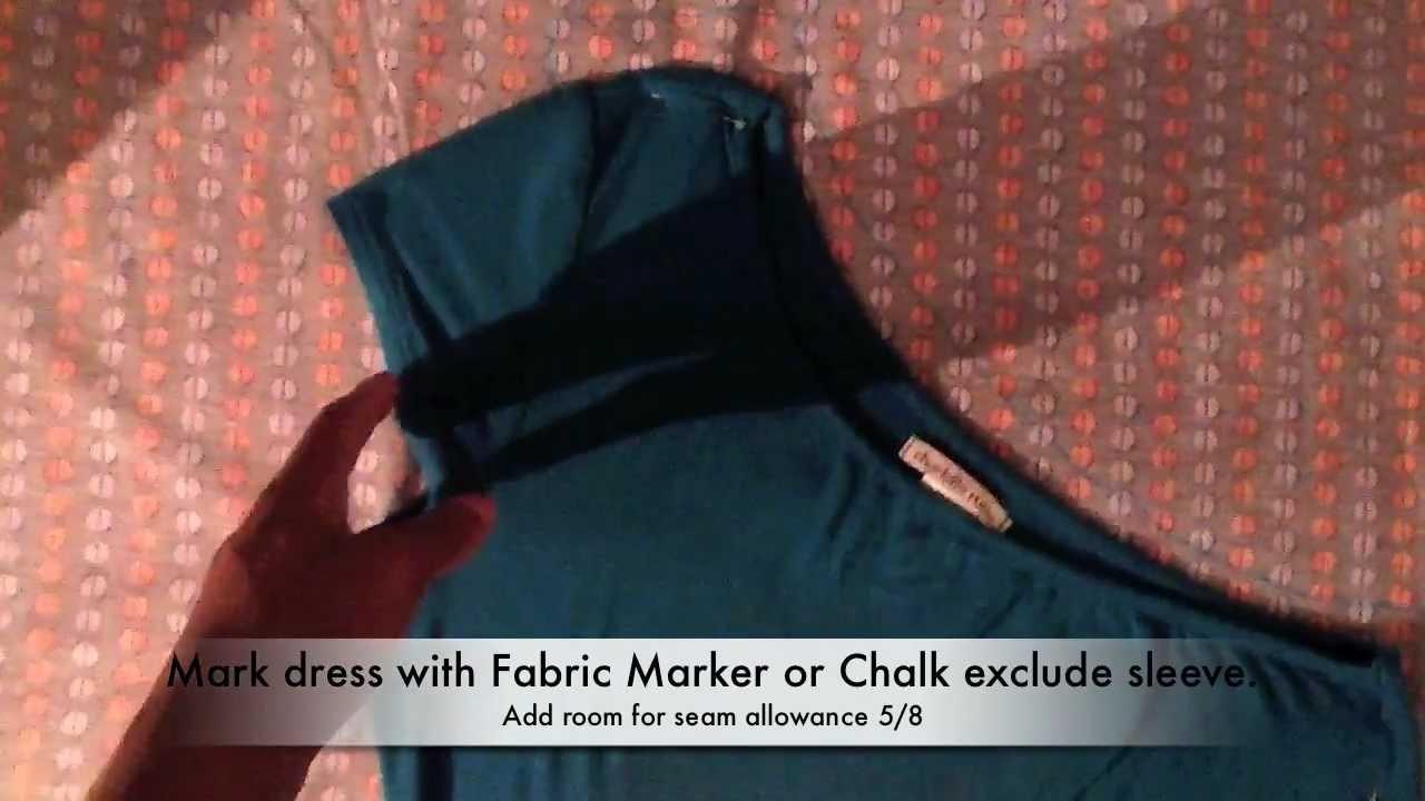 How to make a Fabulous Semi-Stretch Dress
