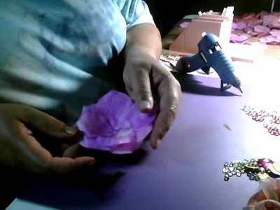 How to make individual petal flowers