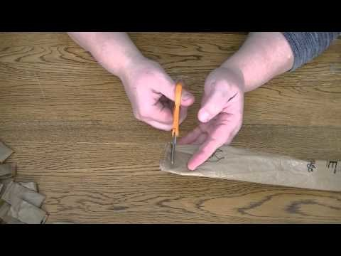 How to Make Plarn Raffia