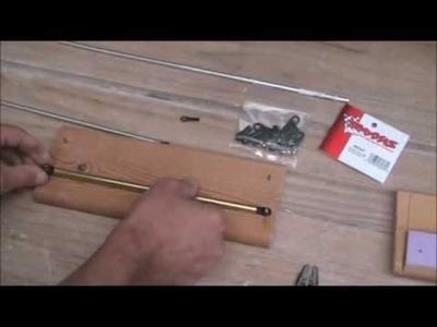 Make You Own Ceramic 3D Printer - Arm Rods