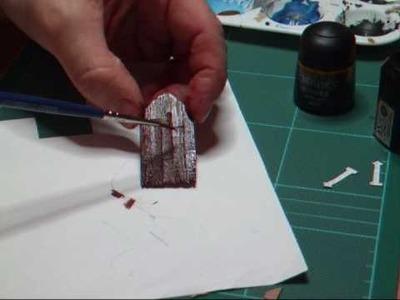 Making a Model Door - Part 1