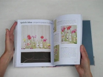 The Homemade Home by Sania Pell - book flick through