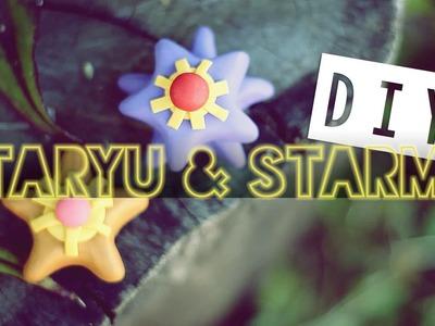 DIY ♥ Staryu & Starmie Magnets - Pokémon