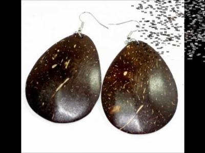 Handmade Jewellery - Natural Earrings For Sale