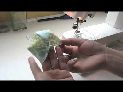How to Make Fabric Eggs