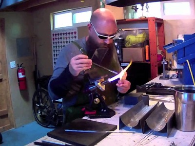 Lampworked Vase Tutorial by Copious Glass