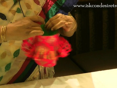 Children Activity - How to make Diwali Lantern