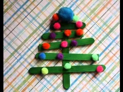 Easy preschool christmas craft ideas