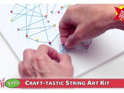 Top Toys: Craft-tastic String Art Kit