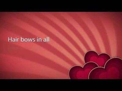 Bows, make hair bows, baby bows, girls bows
