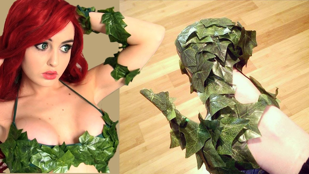 Poison Ivy Cosplay Part 2: Creating The Shoes