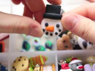 Polymer Clay Charm Collection 2014 Part 2